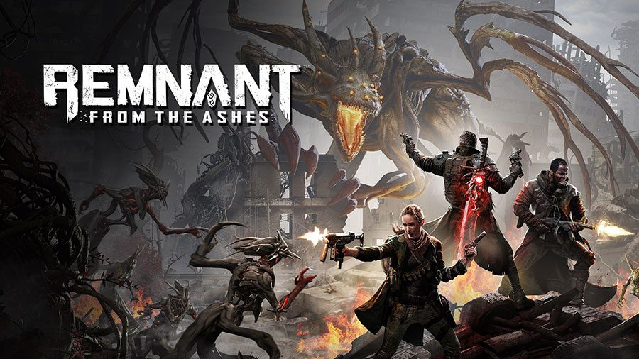 Remnant: From the Ashes Weapons